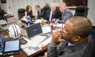 Cowboys Blog - The Dallas Cowboys Trust Will McClay