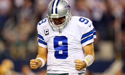 Cowboys Blog - Cowboys CTK: #9 Belongs To Tony Romo 1