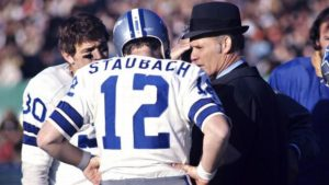 Cowboys Blog - Cowboys CTK: Greatest Dallas Cowboy Of All-Time Roger Staubach Takes #12 10