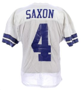 Cowboys Blog - Cowboys CTK: Mike Saxon Punts His Way To #4 1