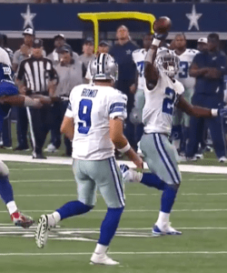 Cowboys Blog - Cowboys Vs. Giants: Plays Of The Week 3