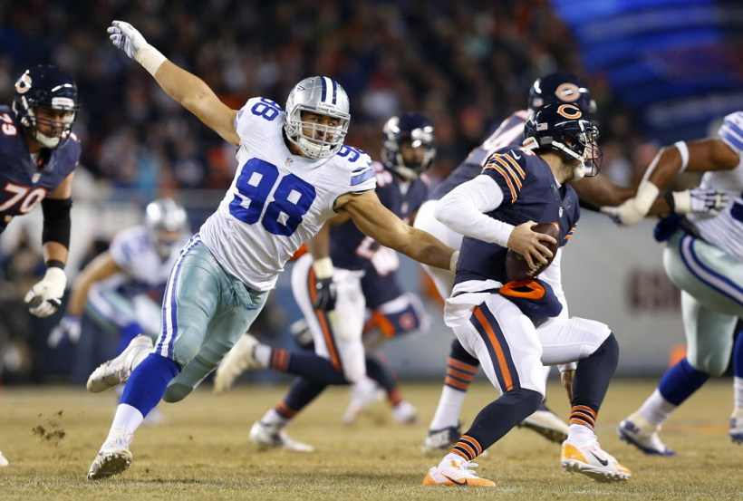 Cowboys Blog - Dallas Cowboys Sign Tyrone Crawford To Long-Term Contract