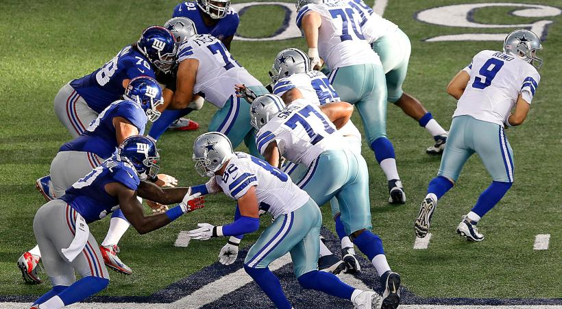 Cowboys Blog - Reliving The Giants Second Visit to AT&T Stadium 2