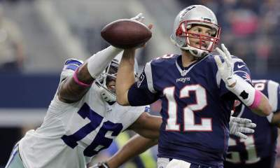Cowboys Blog - Big Moments From Cowboys Week 5 Loss To Patriots