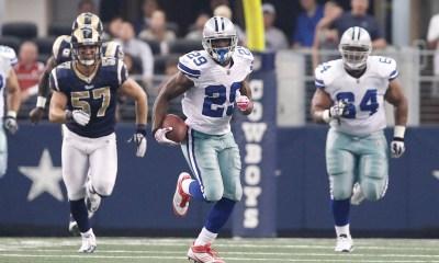 Cowboys Blog - Cowboys Miss DeMarco Murray's Second Half Strength