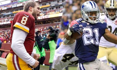 NFC East Blog - Dallas Cowboys Top NFC East After Four Weeks