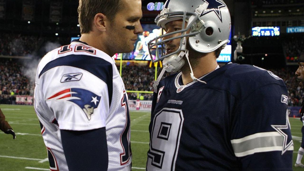 A Series History For Dallas Cowboys Vs New England Patriots