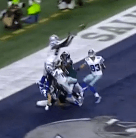 Cowboys Blog - Dallas Cowboys Big Time Plays From Week 9 8