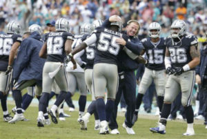 Cowboys Blog - Dallas Defense Begins To Live Up To Expectations In Victory Over Dolphins 2