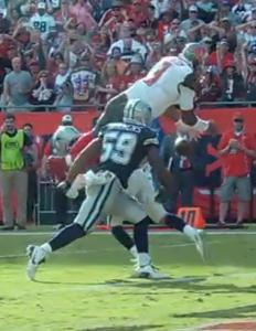 Cowboys Blog - Fist-Pumping Moments From Dallas Cowboys Loss To Tampa Bay 2