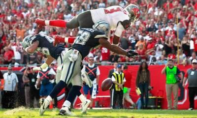 Cowboys Blog - Fist-Pumping Moments From Dallas Cowboys Loss To Tampa Bay 6