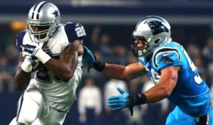 Cowboys Blog - Missing In Action: Dallas Cowboys Offense Absent In Loss To Carolina Panthers 2