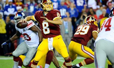 NFC East Blog - NFC East Could Be Decided By Outcome Of Giants/Redskins Game