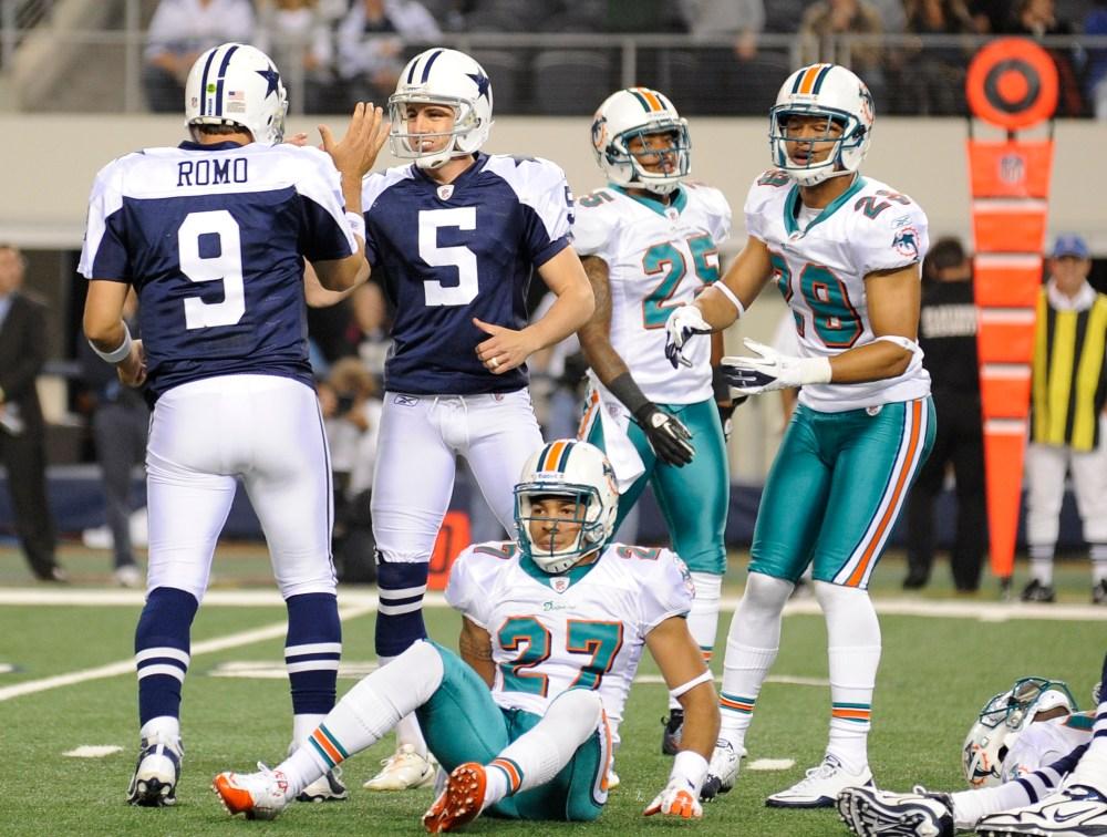 Cowboys Blog - Tony Romo on Thanksgiving: 2