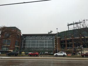 Cowboys Blog - A Dallas Cowboys Fan's Trip To Lambeau Field 6