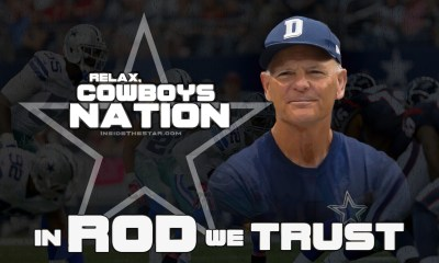 Cowboys Blog - All Eyes on Marinelli As Cowboys Head to Green Bay 1