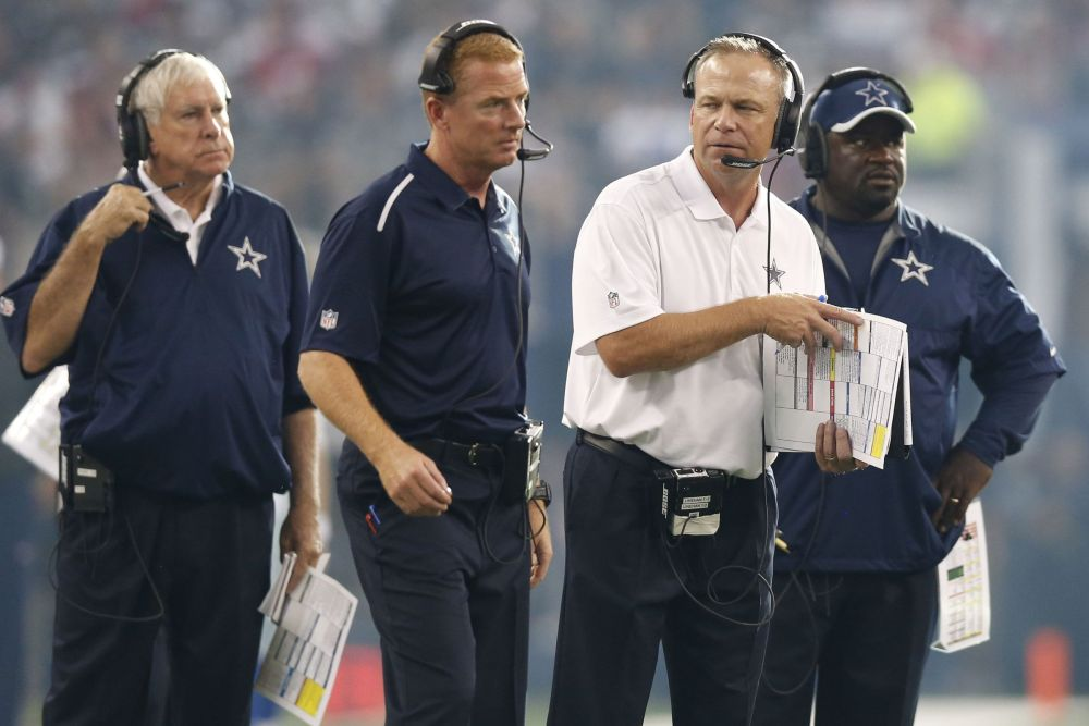 Cowboys Blog - Bitching Points: Kellen Moore, Jason Garrett, Tony Romo, Et Al.