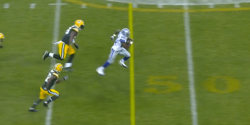 Cowboys Blog - Bright Moments From The Dallas Cowboys Loss In Green Bay