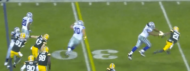 Cowboys Blog - Bright Moments From The Dallas Cowboys Loss In Green Bay 2