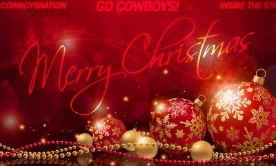 Cowboys Blog - Merry Christmas, Cowboys Fans