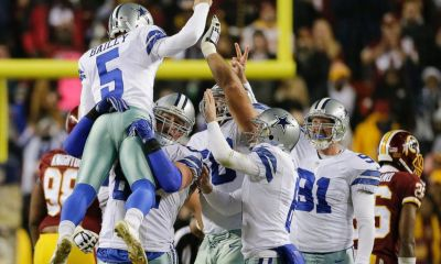 Cowboys Blog - Monday Night Plays of the Week From Cowboys Win