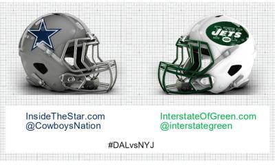 Cowboys Blog - Previewing #DALvsNYJ with Craig Gorbunoff