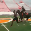Cowboys Blog - WATCH Dez Bryant Race a Horse at Oklahoma State