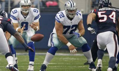 Cowboys Blog - 2016 Contract-Year Cowboys: C Travis Frederick