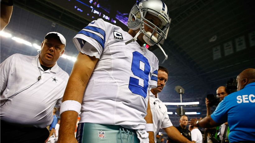 Cowboys Blog - Tony Romo: Cowboys QB To Have Clavicle Plated