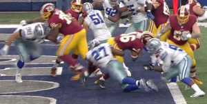 Cowboys Blog - Top Plays From The Dallas Cowboys Loss To The Washington Redskins 3