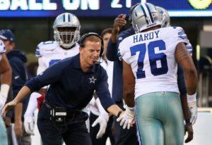 """Cowboys Blog - Jason Garrett Says Greg Hardy Is A """"Free Agent"""""""