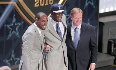 "Cowboys Blog - Randy Gregory on Draft Day: ""They Saw me as a High Character Guy"""