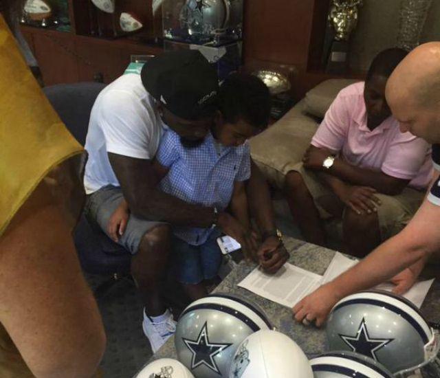 Cowboys Blog - Why I Call Dez Bryant My Favorite Athlete 1