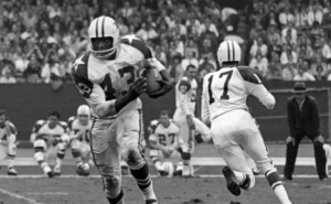 NFL Draft - Beyond The Clock: Cowboys Undrafted Wonder, Don Perkins 3