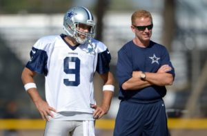 NFL Draft - Jerry Jones Addresses the Value of Drafting a QB to Learn from Romo 1