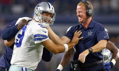 "Cowboys Headlines - Tony Romo And Jason Garrett Visit ""The Boss"" At MSG 2"