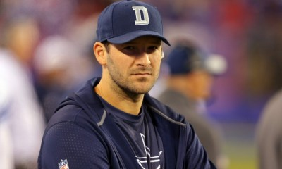 Cowboys Headlines - Tony Romo Career Start Percentage Compared To Other NFL QBs 1