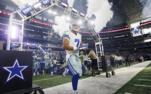 Cowboys Headlines - April Showers: What's The Deal With Jameill? 1