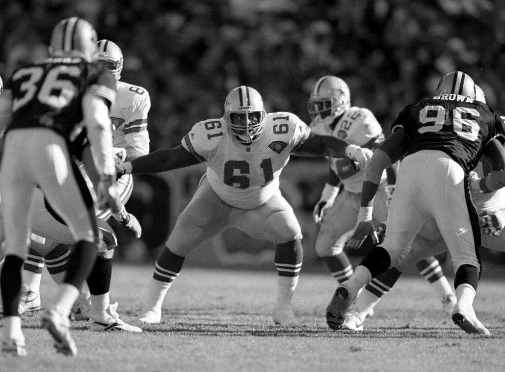 Cowboys Draft - Beyond the Clock: Undrafted Wonder, Nate Newton. 2