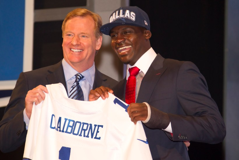 Cowboys Headlines - Cowboys on the Clock: Morris Claiborne, #6 Overall