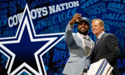 Cowboys Headlines - Emmitt Smith Shows High Praise for Ezekiel Elliott