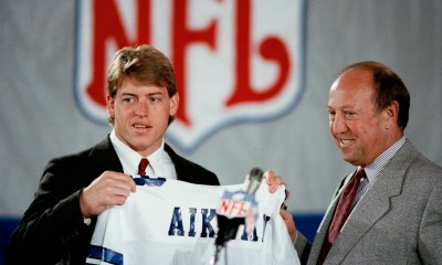 Cowboys Headlines - Troy Aikman: The Greatest First Overall Pick In NFL History 6