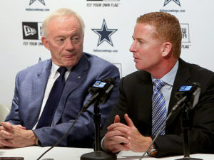 Cowboys Headlines - A Game Of Survivor: Jason Garrett Stands Tall Among NFC East Coaches