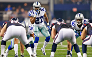 Cowboys Headlines - A Long Road Ahead For JJ Wilcox