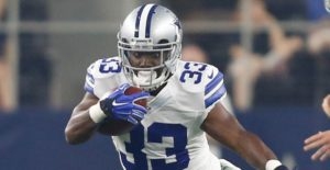 Cowboys Headlines - Cowboys RBs: Who's In? Who's Out? 7
