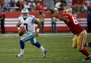 Cowboys Headlines - Dallas Cowboys: Backup Quarterback Still A Concern? 4