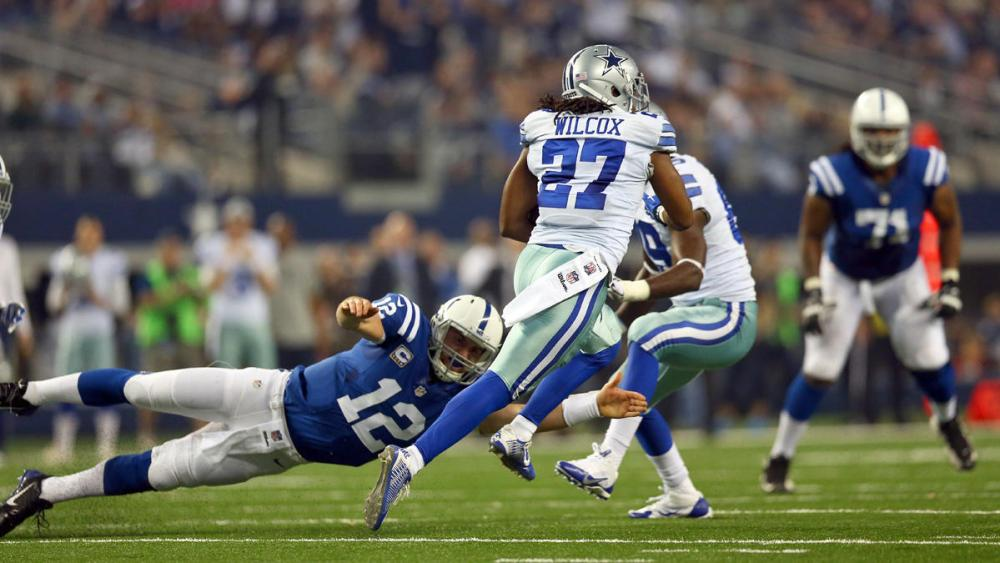 Cowboys Headlines - Does Wilcox Have a Fighting Chance at FS? 6