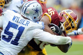 Cowboys Headlines - Is Kyle Wilber the Front Runner for OLB? 2
