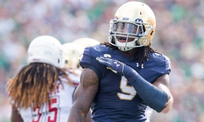 Cowboys Headlines - Rookie Watch: Jaylon Smith Signs Rookie Deal With Cowboys