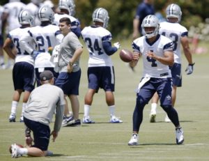 Cowboys Headlines - Which Games Could Kellen Moore/Dak Prescott Conceivably Win In 2016? 4